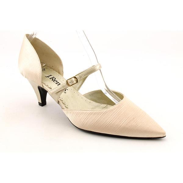 J Renee Women's 'Kari' Basic Textile Dress Shoes - Wide (Size  7.5 )