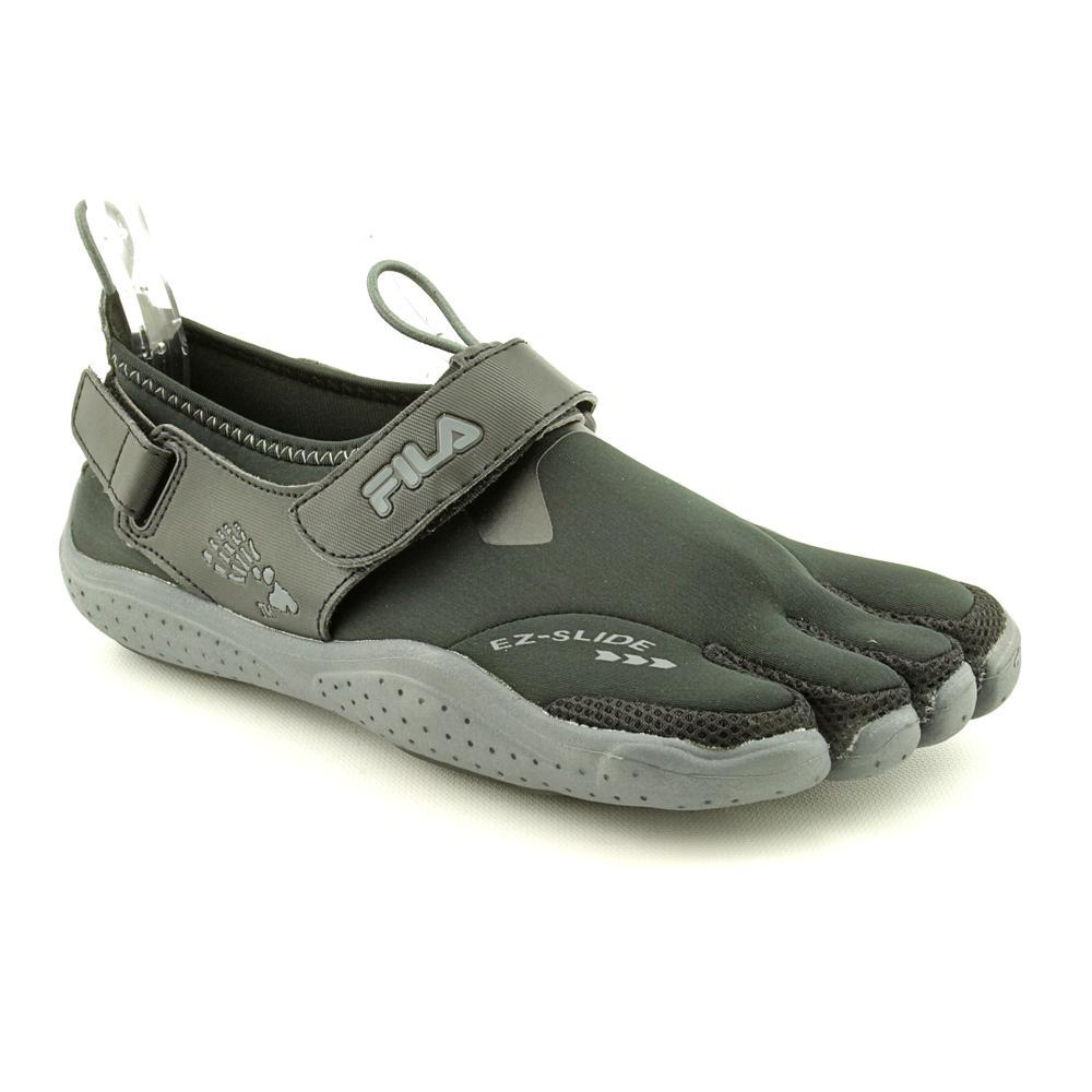 Fila Men's 'Skele-toes EZ Slide Drainage' Synthetic Athle...