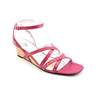 Ros Hommerson Women's 'Diva' Leather Sandals