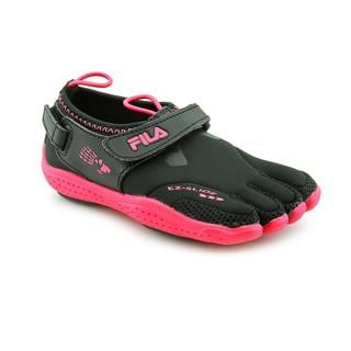 Fila Girls 'Skele-toes EZ Slide Drainage' Synthetic Athletic Shoe