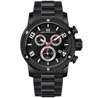 Oceanaut Men's Impulse Black Watch