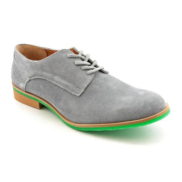 J.D.Fisk Men's 'Callum' Regular Suede Casual Shoes