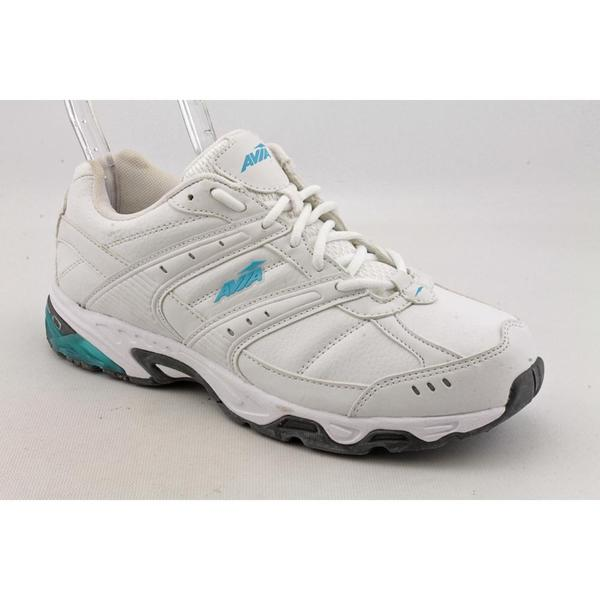 Avia Women's 'A6381' Leather Athletic Shoe (Size  6.5 )