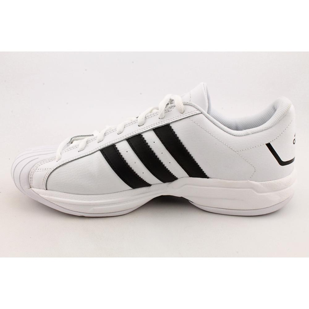 separation shoes b63fd cc83e Shop Adidas Men s  Superstar 2G Fresh  Full-Grain Leather Athletic Shoe  (Size 8 ) - Free Shipping Today - Overstock - 8041998