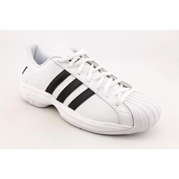 b6100bda08c8 Shop Adidas Men s  Superstar 2G Fresh  Full-Grain Leather Athletic ...