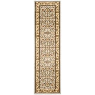 Safavieh Lyndhurst Traditional Oriental Grey/ Beige Rug (2'3 x 6')