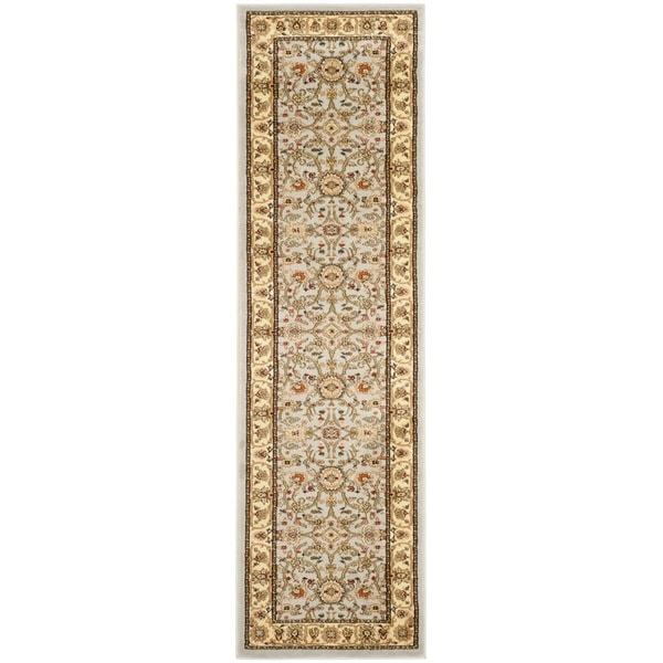 Safavieh Lyndhurst Traditional Oriental Grey/ Beige Rug - 2'3 x 8'