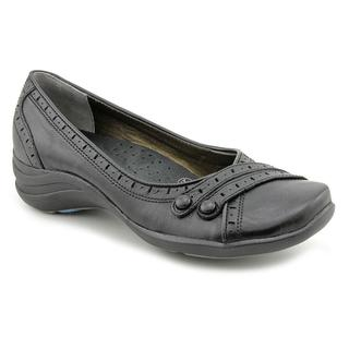 Hush Puppies Women's 'Burlesque' Leather Casual Shoes - Wide (Size 8.5 )