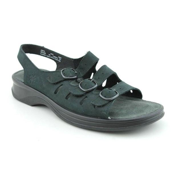70c537a5925c Shop Clarks Women s  Sunbeat  Nubuck Sandals - Free Shipping On ...
