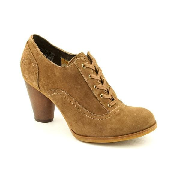 Shop Timberland Earthkeepers Women s  Nevali Lace Ox  Regular Suede ... 80133a58b3