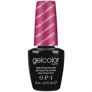 OPI Gelcolor Pink Flamenco Soak-Off Gel Lacquer