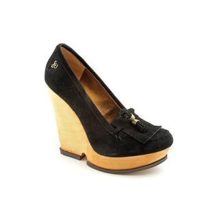 Sam Edelman Women's 'Wesley' Kid Suede Dress Shoes
