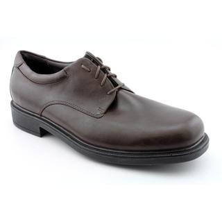 Rockport Men's 'Margin' Leather Dress Shoes - Wide (Size 9.5 )