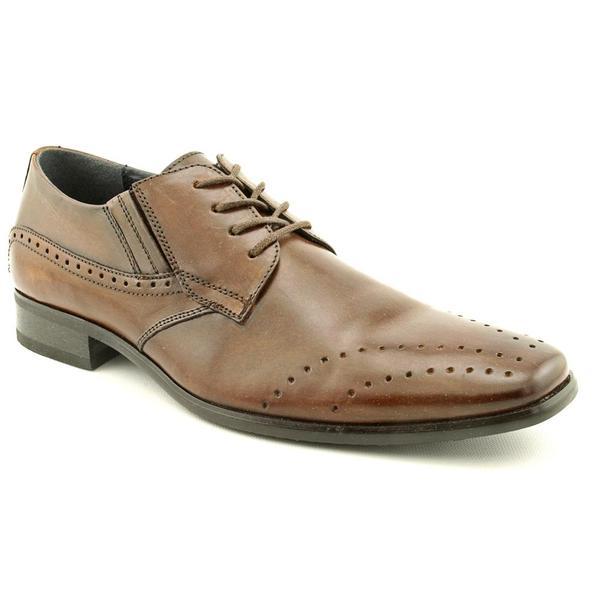 Steve Madden Men's 'Perk' Leather Dress Shoes (Size  9 )