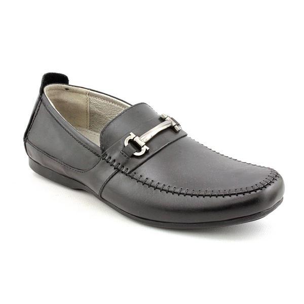 Steve Madden Men's 'Katts' Leather Dress Shoes (Size  7.5 )