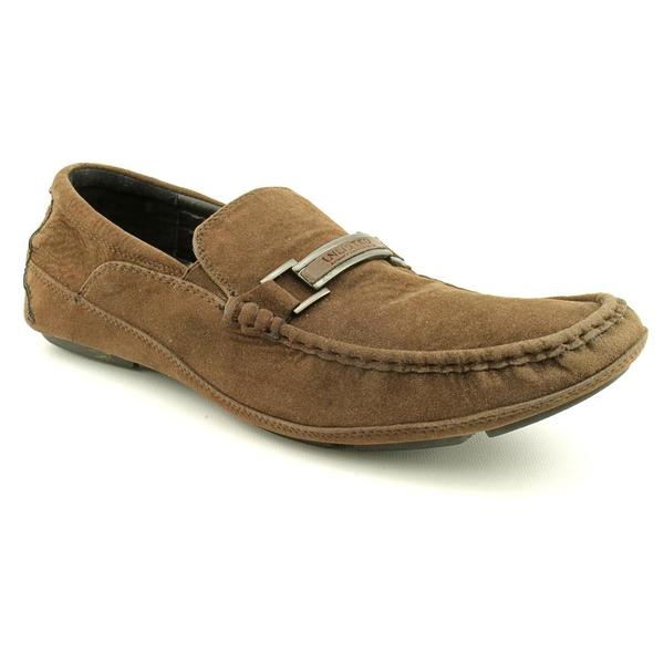 Unlisted Kenneth Cole Men's 'Tri-State' Man-Made Casual Shoes (Size  12 )