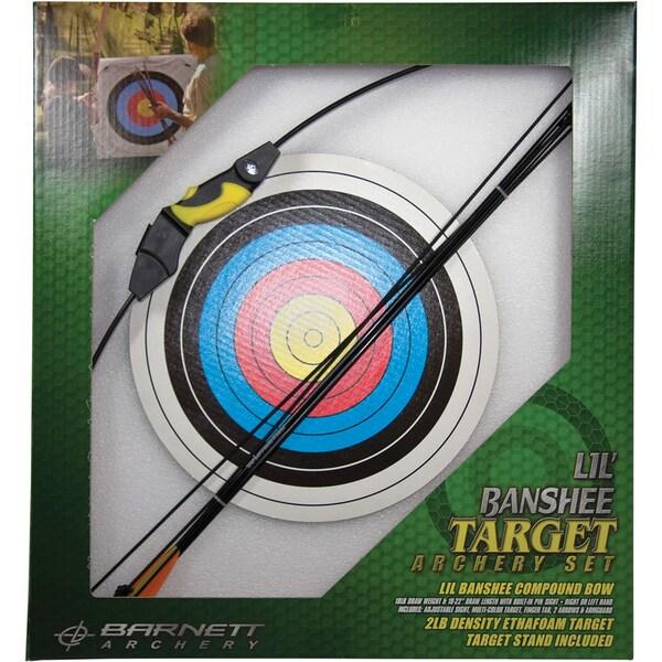 Barnett Lil Banshee Target Archery Set Draw 1083