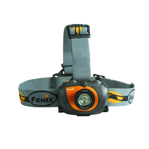 Fenix HL30 200 Lumen H Series Black Flashlight