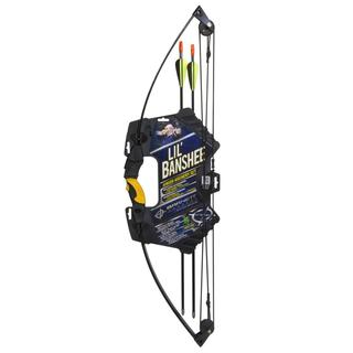 Barnett Lil Banshee Jr Archery Set Draw 1072