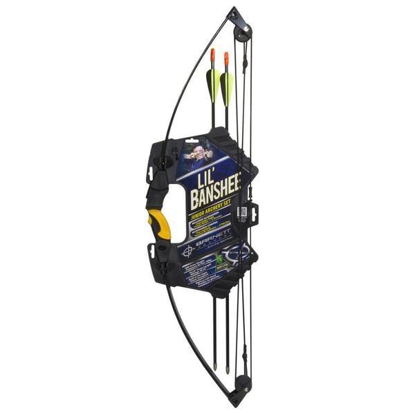 Barnett Lil Banshee Jr Archery Set Draw 1072