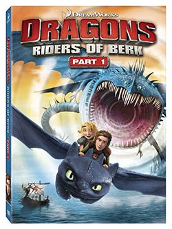 Dragons: Riders Of Berk Part 1 (DVD)