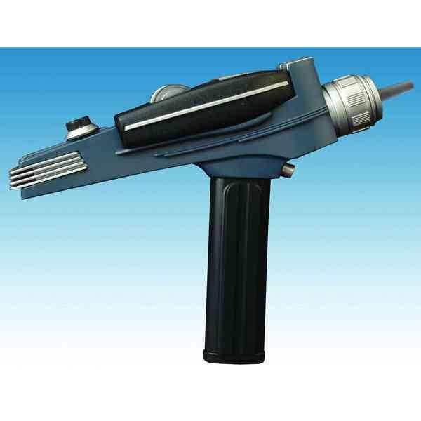 Star Trek Black Handle Phaser (Toy)