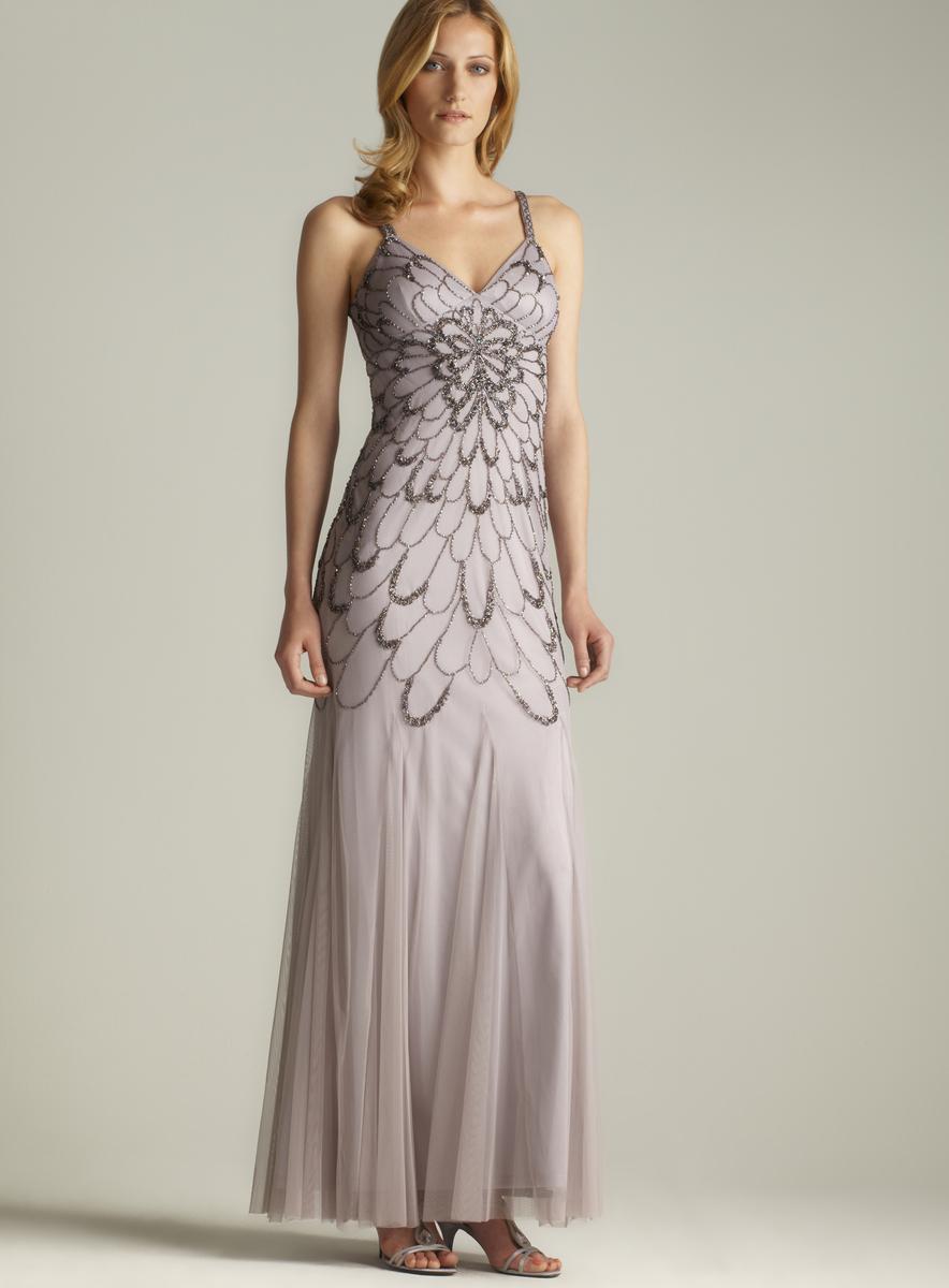 Adrianna Papell Halter Evening Dresses