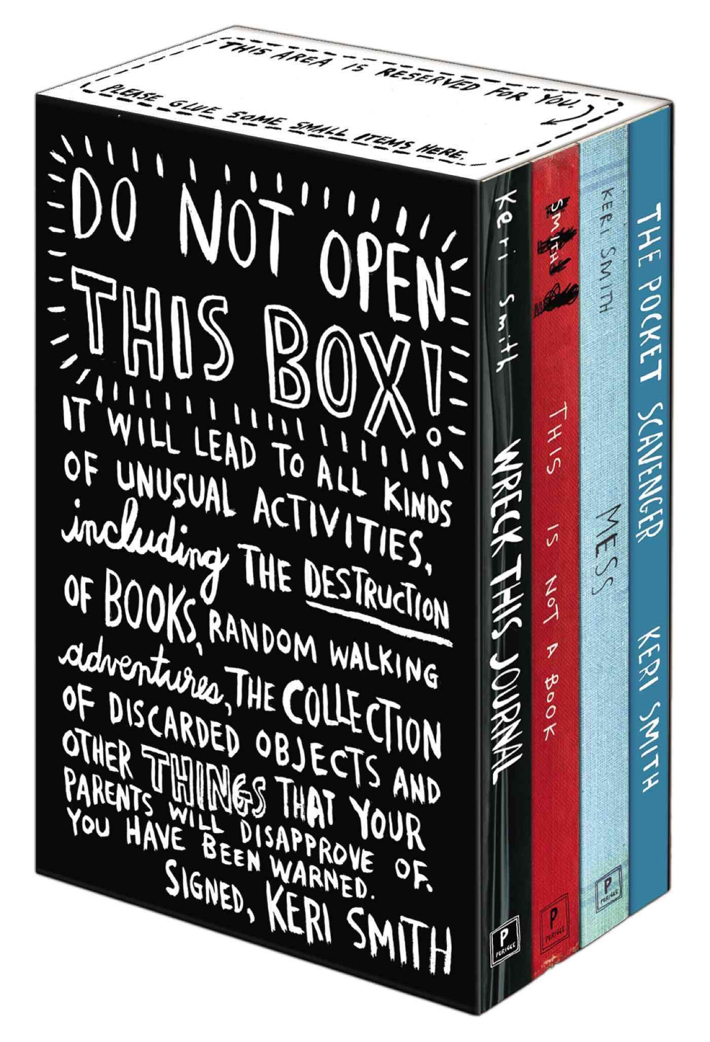 Keri Smith Boxed Set (Paperback)