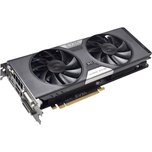 EVGA GeForce GTX 780 Graphic Card - 967 MHz Core - 3 GB GDDR5 - PCI E