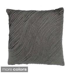 Shop Layered Felt Wool 20 Inch Decorative Pillow Free