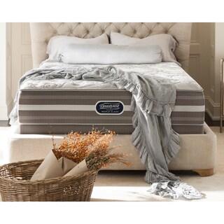 beautyrest recharge world class sea glen luxury firm queensize mattress set