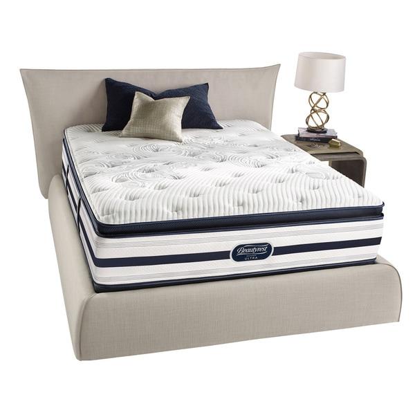 beautyrest recharge mattress. Beautyrest Recharge Reynaldo Luxury Firm Pillow Top Queen-size Mattress Set