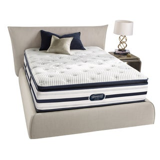 Beautyrest Recharge Reynaldo Luxury Firm Pillow Top Queen-size Mattress Set
