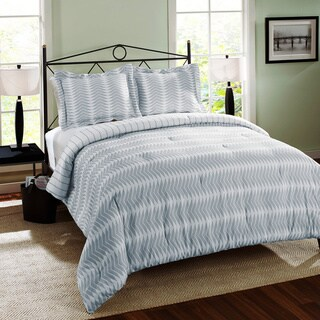 Perry Ellis Kenny 3-piece Comforter Set