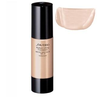 Shiseido Natural Light Ivory I20 Radiant Lifting Foundation