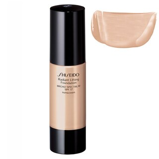 Shiseido Natural Fair Ivory I40 Radiant Lifting Foundation