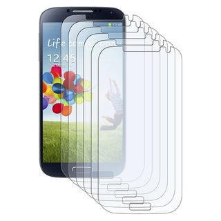 INSTEN Anti-glare Screen Protectors for Samsung Galaxy S IV/ S4 (Pack Of 6)