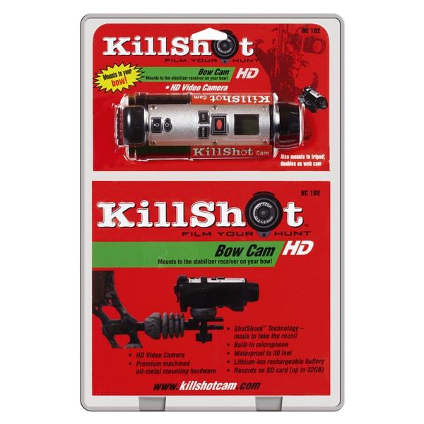 Killshot Bow Camera with Bow Stabilizer Mount BC102