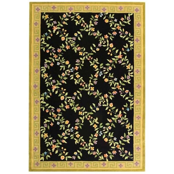 Safavieh Handmade Berkley Multi Wool Area Rug (7' 9 x 9' 9 )