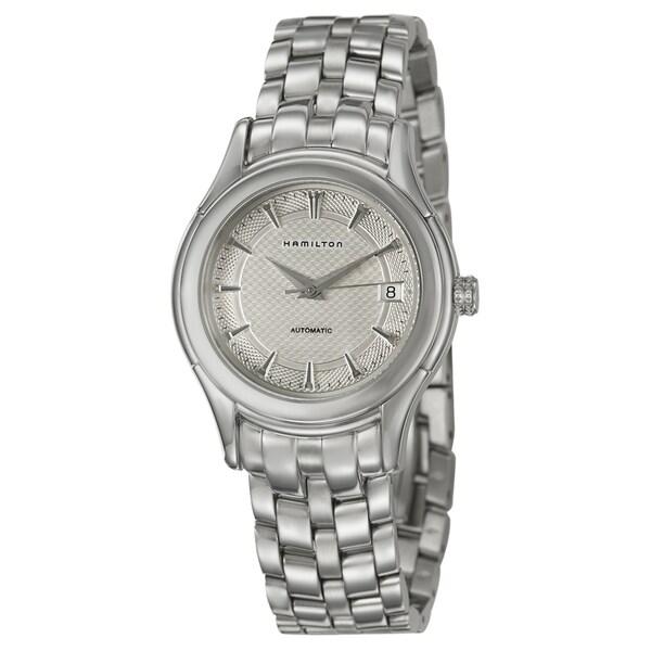 Hamilton Men's 'Linwood' See-through Caseback Swiss Automatic Watch