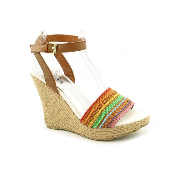 Charles By Charles David Women's 'Saffron' Basic Textile Sandals (Size 6.5 )