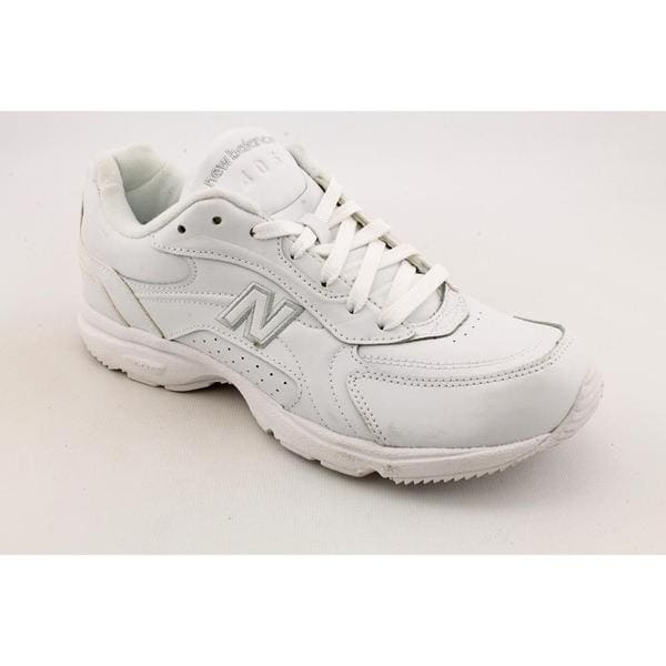 New Balance Women's 'WW400' Leather Athletic Shoe (Size  8.5 )