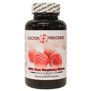 Doctor Prescribed Pure Raspberry Ketone (60 Capsules)