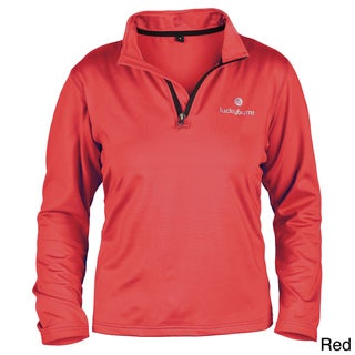 Lucky Bums Youth Performance 1/4 Zip Pullover