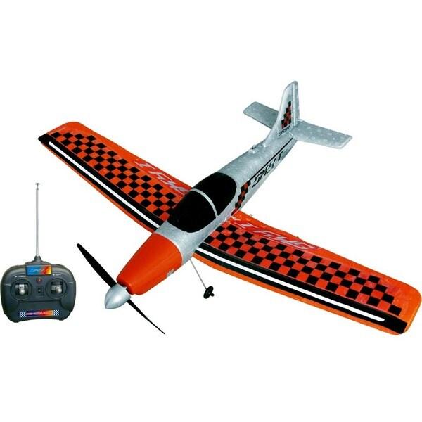 Radio Control Red Sky1 Airplane
