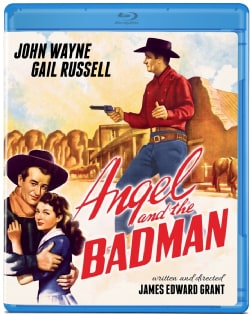Angel and the Badman (Blu-ray Disc)