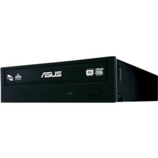 Asus DRW-24F1ST Internal DVD-Writer - 20 x Bulk Pack - Black