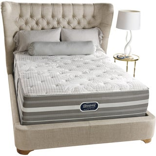 Beautyrest Recharge World Class Rekindle Luxury Firm Queen-size Mattress Set