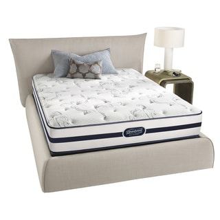 Beautyrest Recharge Issa Plush Twin XL-size Mattress Set