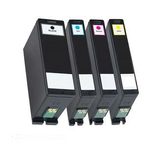 Series 31 Black & Color Ink Cartridges for Dell V525w V725w Printer - 4-Pack
